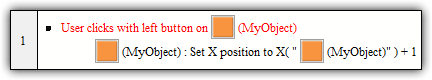 Example of object scoping in MMFusion