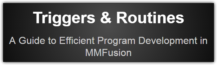 Screenshot for Triggers and Routines - Good Practices for Multimedia Fusion 2 and Clickteam Fusion Development